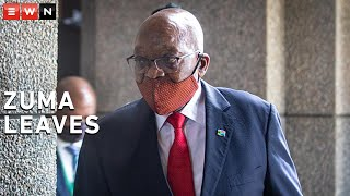 Deputy Chief Justice Raymond Zondo dismissed former President Jacob Zuma's application for Zondo's recusal as chairperson of the state capture commission of inquiry. After the tea break, Zuma left without permission.  #statecapture #Zuma #Zondo