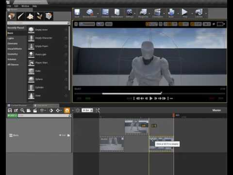 Creating shots and takes with Unreal Engine's Sequencer – MCV