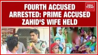 Fourth Accused Arrested In Brutal Murder Of Girl Child In Aligarh