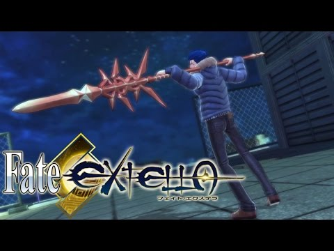 Fate Extella the Umbral Star : Lancer / Cu Chulainn Side Story - Stage 2