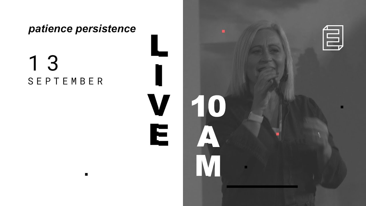 Emmanuel Live Online Service // 10am Sun 13 September Cover Image