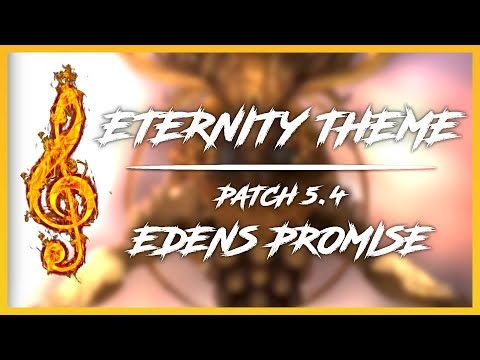 FF XIV OST Edens Promise - Eternity Theme (Spoilers) |