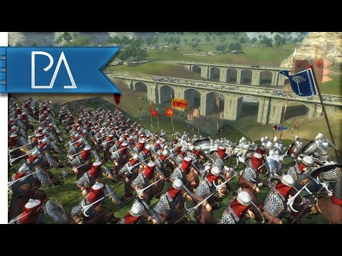 INVASION OF TOLFALAS - Third Age Total War Gameplay