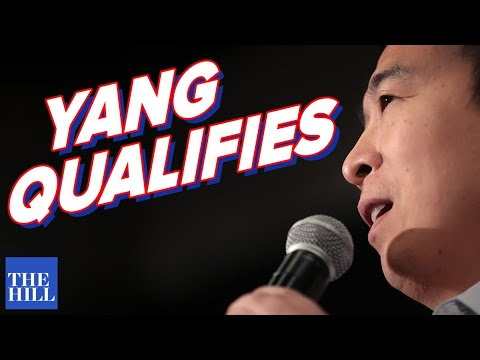 Panel: Yang Qualifies, Will He Outperform Polls?