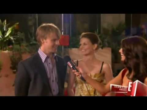 Hugh Laurie, Jennifer Morrison & Jesse Spencer GG interview