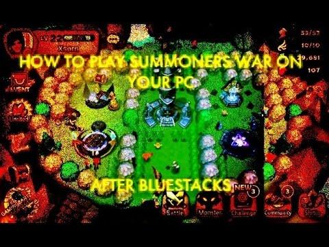 how to play summoners war on mac