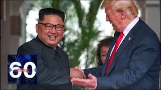 60 минут. Сингапурское ЧУДО: Ким Чен Ын подружился с Трампом. От 13.06.18