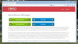 How to Recover JPEG Images -Easiest Solution Ever