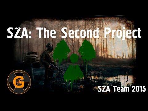 Первые минуты игры в STALKER SZA The Second Project