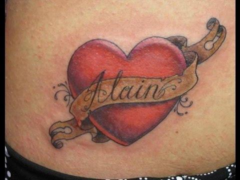 Tatuajes de Corazones Ideas para tu tatuaje YouTube