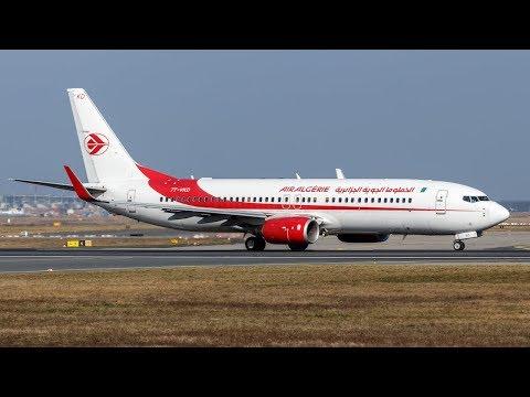 TRIP REPORT   AIR ALGERIE - ECONOMY   ALGIERS TO NICE   BOEING B737