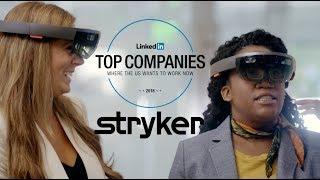 LinkedIn Top Companies 2018: Stryker