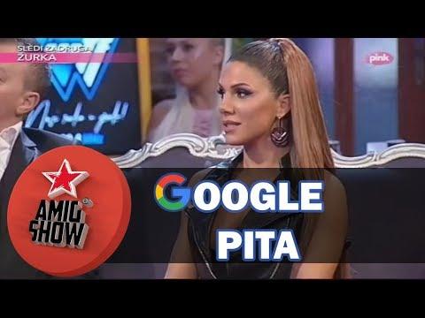 Google pita - Ami G Show S11 - E10