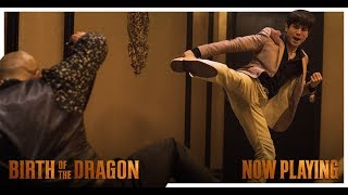 "BIRTH OF THE DRAGON - BEHIND THE SCENES: ""STUNTS"""