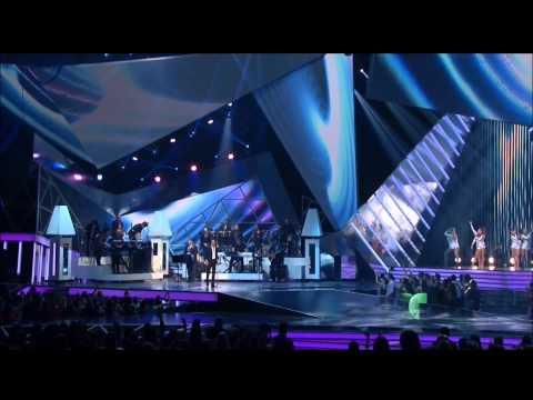 Marc Anthony - Vivir Mi Vida (Debut) & Porqué Les Mientes ft. Tito El Bambino - Latin Billboards '13