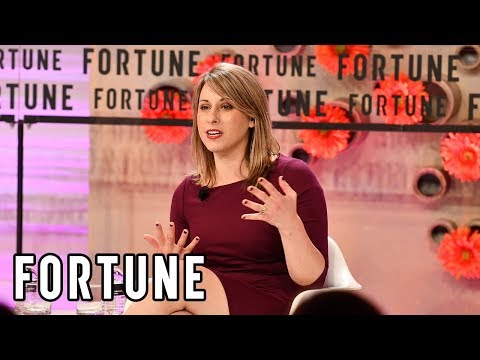 One on One: Katie Hill I Fortune