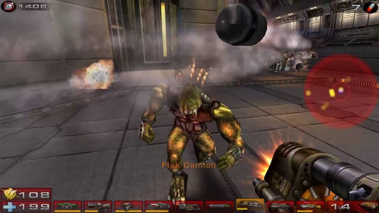 Unreal Tournament 2004 Invasion Gameplay (With Bots) - YouTube