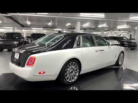2020 Rolls Royce Phantom Bespoke   Walkaround in 4k720p