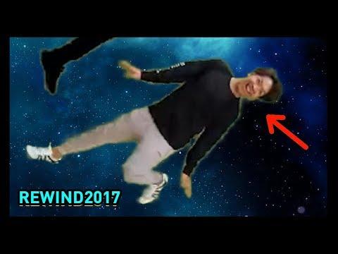 Download Youtube: เมื่อได้ไปอยู่ในวิดีโอระดับโลก Rewind 2017