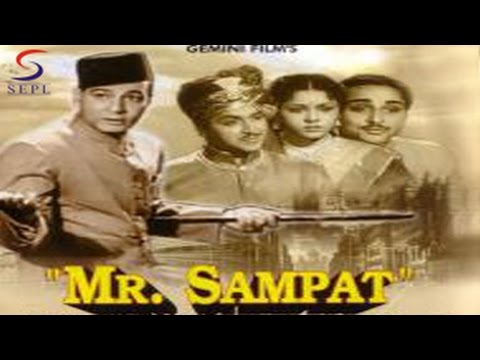 MR SAMPAT - Motilal, Padmini