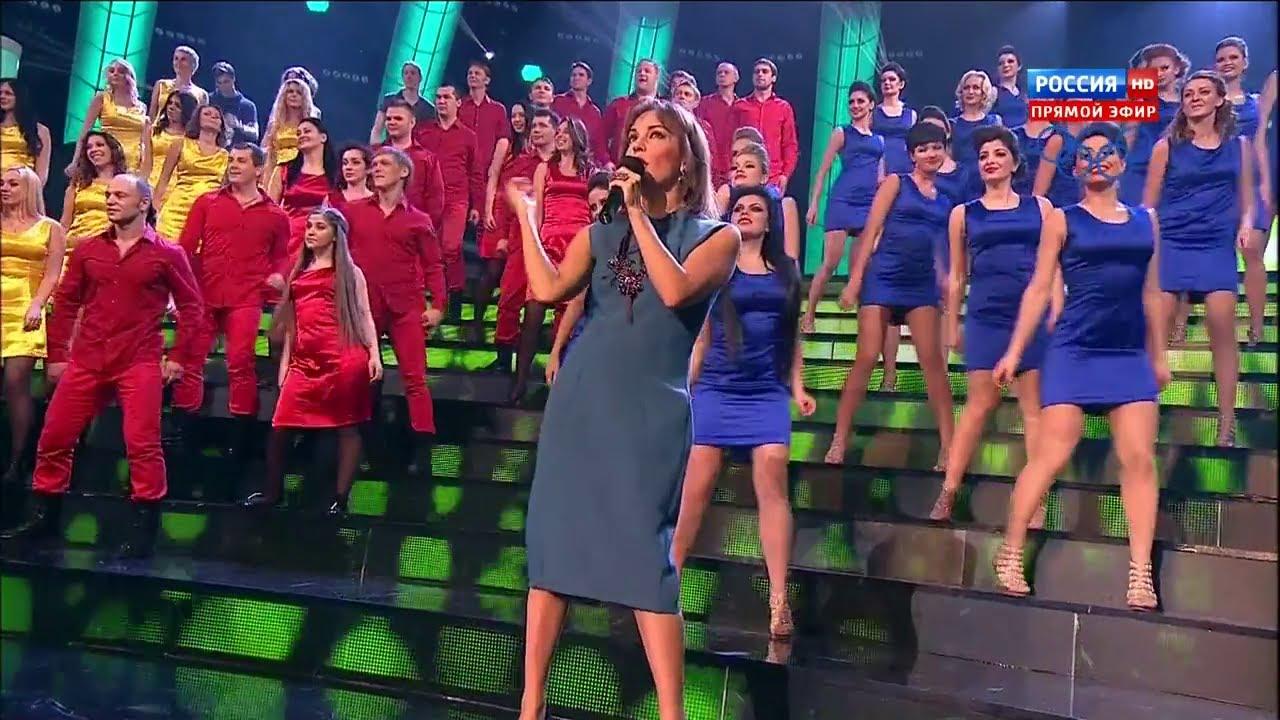 Бесконечная история — Таня Буланова (Битва хоров 2013)