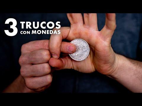 3 TRUCOS VISUALES y FCILES con MONEDAS | Julio Ribera