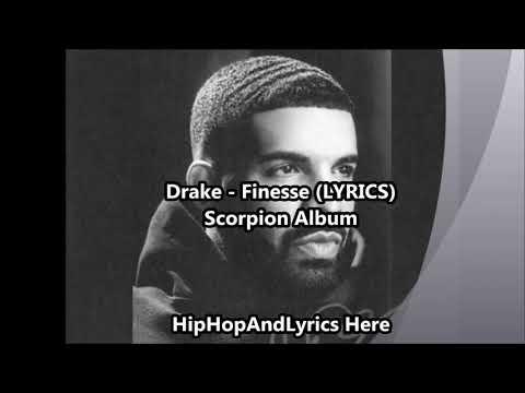 Drake - Emotionless Lyrics - 2018 Album Scorpion