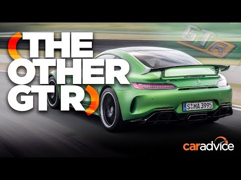 AMG GT R review: Falling for the beast | CarAdvice - Dauer: 4 Minuten, 15 Sekunden