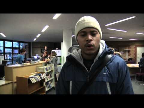 ELL TV - Goldsmiths Students Occupy the Library