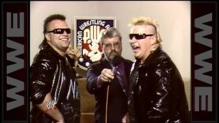 The Nasty Boys call out The Midnight Rockers: AWA All-Star Wrestling, March 20, 1988