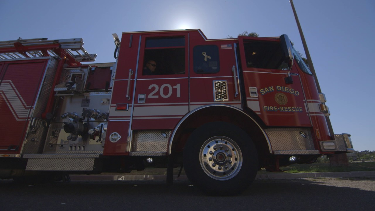 Mobile Technology - At The Tip of The Spear - San Diego Fire-Rescue  Department