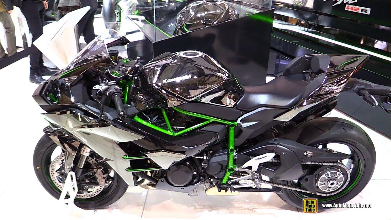 Kawasaki Ultra  Engine