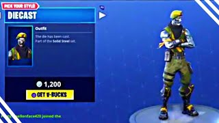 NEW SKINS! Fortnite ITEM SHOP May 10 2018! NEW Featured items and Daily items - Kodak wK