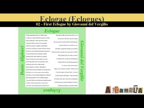 Eclogae (Eclogues)