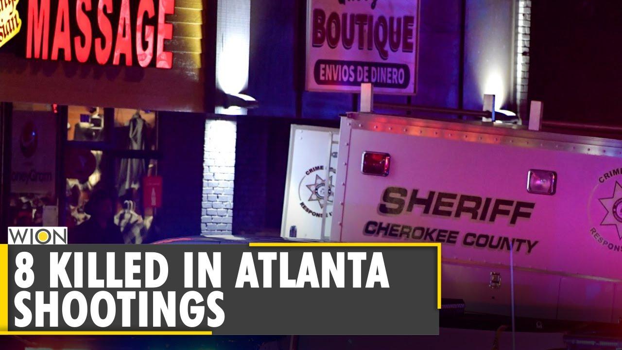 What we know | 8 killed at 3 spas in metro Atlanta