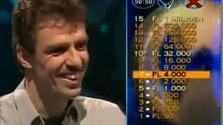(Lotto) Weekend Miljonairs (Dutch Millionaire) - 6 February 1999 (first ever episode)