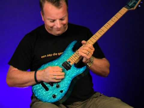 Schecter Custom Shop Avenger Double Neck Video Review Guitarist Magazine