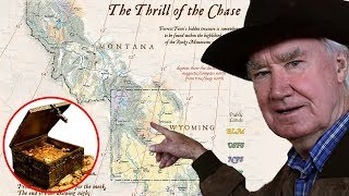 How To Find Forrest Fenn TREASURE Worth Millions