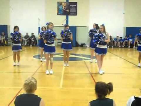 AMS Cheerleaders- Hey Mickey