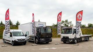 الجزائر| مشروع إنجاز مصنع تركيب الشاحنات من علامتي رونو تروكس و فولفو بالبليدة