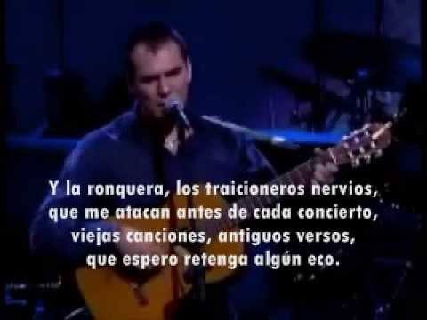 ultimamente ismael serrano letra: