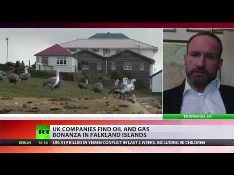 UK firms find oil & gas off Falklands, Argentina threatens legal action