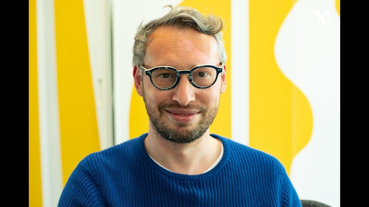 Découvrez The Tribe avec  Bastien Dudel   Lead UX:UI
