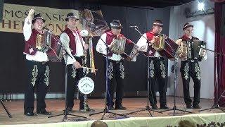 Moštenskí Pajtáši - Moštenská heligónka 2018