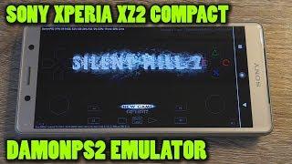 Sony Xperia XZ2 Compact - Silent Hill 2 - DamonPS2 v3.0 - Test