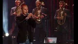 Йордан Йончев с Берковската духова музика - Месечина