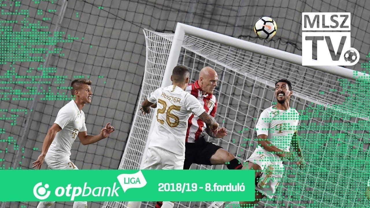 Budapest Honvéd - Ferencvárosi TC | 0-1 (0-1) | OTP Bank Liga | 8. forduló | 2018/2019