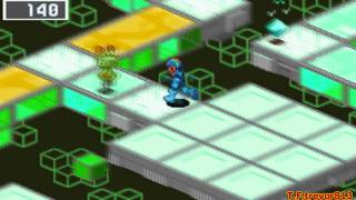 Megaman Battle Network Three Blue Version Chapter 1 Part D in HD