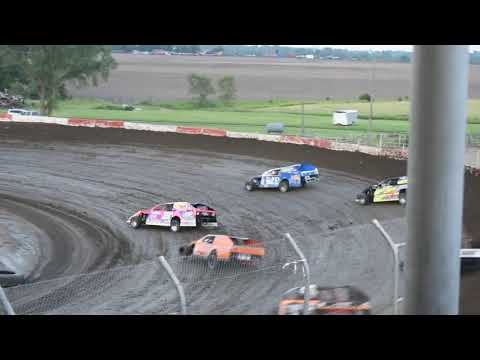 25! heat race @ Beatrice Speedway 06/14/2019