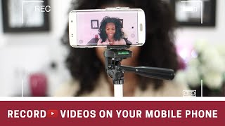TIPS ON HOW TO RECORD YOUTUBE VIDEOS ON YOUR MOBILE PHONE  (SAMSUNG MOBILE)